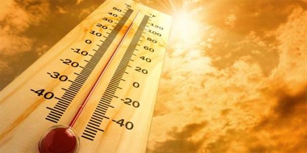 Sıcaklık 34-37 derecelerde seyredecek