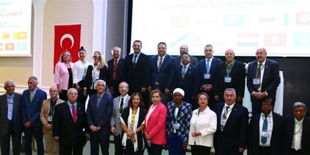 Dünya Basın Konseyleri Birliği 2018 Genel Kurulu KKTC'de yapılıyor