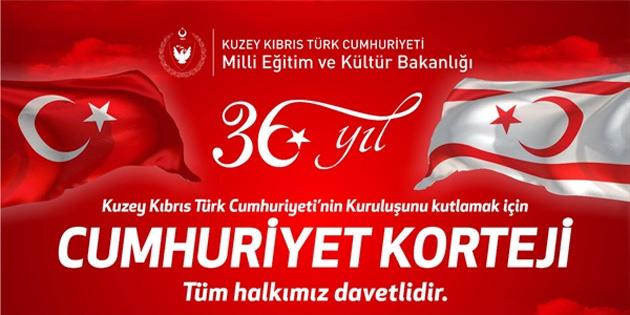 """Cumhuriyet Bayramı """"Cumhuriyet Korteji"""" ile coşkuyla kutlanacak"""