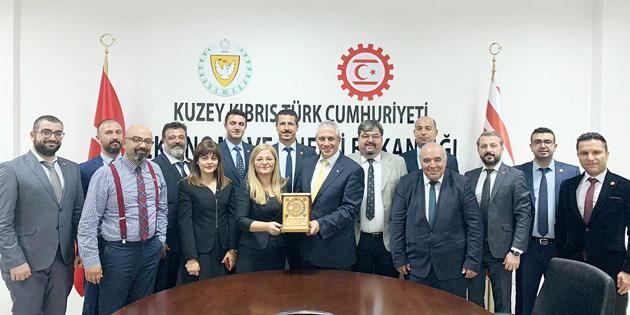 """""""TEKNOPARK YATIRIMLARINA HER TÜRLÜ DESTEĞİ VERECEĞİZ"""""""