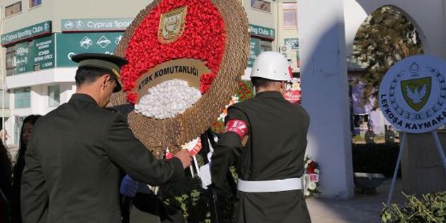 Şehitler için 25 Aralık'ta tören düzenlenecek