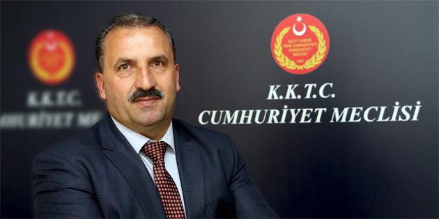 Başkanlığa oybirliği ile Mahmut Tabur seçildi