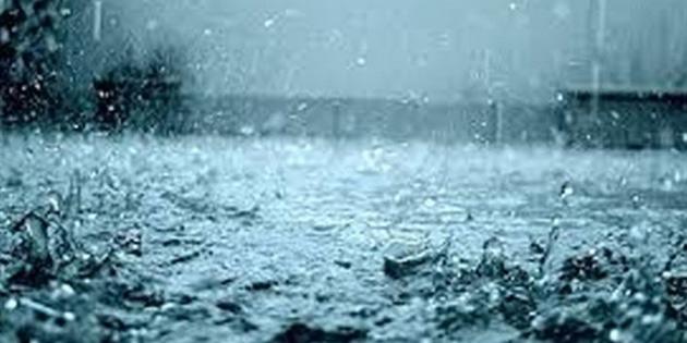 En çok yağış Dipkarpaz'da kaydedildi