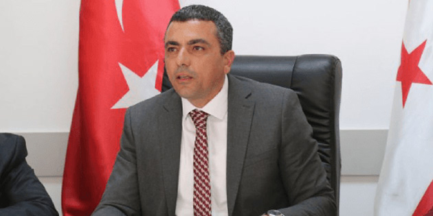 """Serdaroğlu: """"Dr. Fazıl Küçük'ün, zorlu yıllarda inançla verdiği mücadele sayesinde Kıbrıs Türk halkı bugün özgür, egemen, demokratik şartlarda yaşamaya kavuştu"""""""