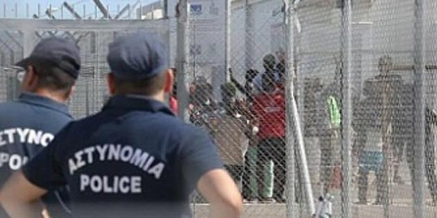 """Purnara'da çıkan olayın sebebi """"kamptaki insanlık dışı şartlar"""""""