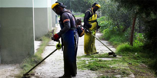 LTB okullarda temizlik ve bakım yaptı
