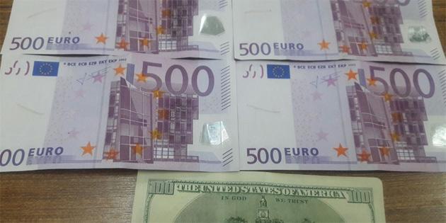 Polis, sahte banknotlar konusunda uyardı