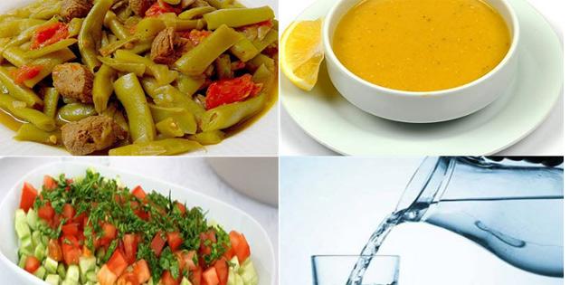 'Ramazan sonrası eski beslenme düzenine vücudu yavaş alıştırmak gerekiyor'