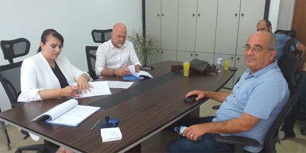 BRTK'ya yapılan güneş enerjisi santralinin 2'nci etabı için sözleşme imzalandı