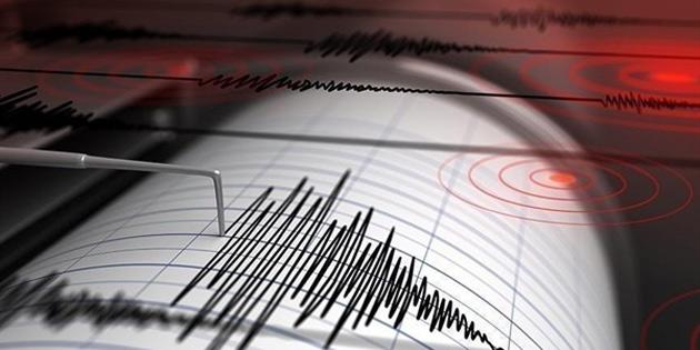 Kıbrıs'ın kuzeydoğusunda 4.2 şiddetinde deprem meydana geldi