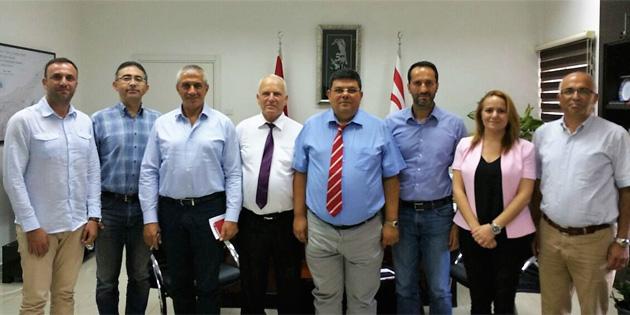 Trafik Güvenliği Komitesi Eğitim Bakanlığında toplantı gerçekleştirdi