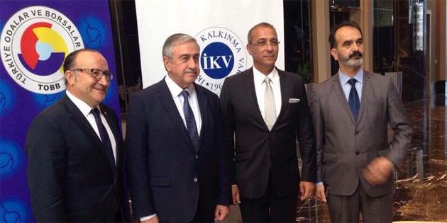 KTTO, TOBB ve İKV tarafından düzenlenen konferansa katıldı