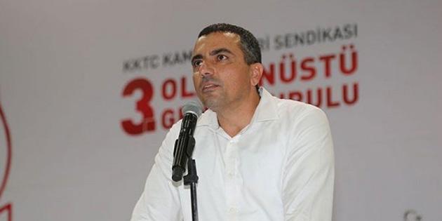 Başkanlığa Serdaroğlu seçildi