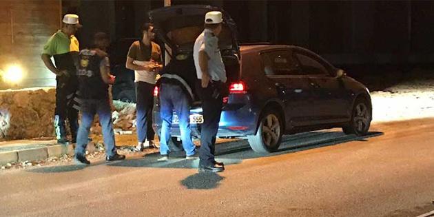 Girne'de huzur operasyonunda 8 tutuklu