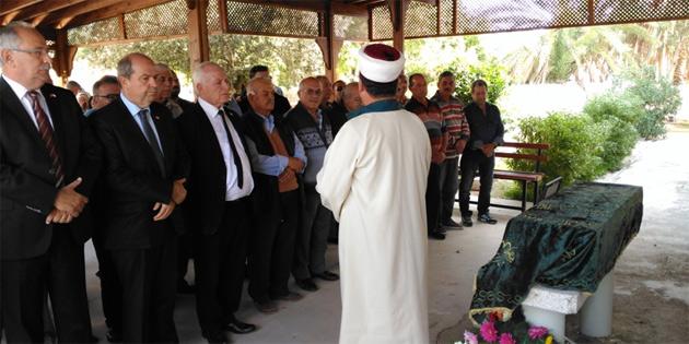 Kayıp şehit Vasit Mustafa Serdarlı'da toprağa verildi