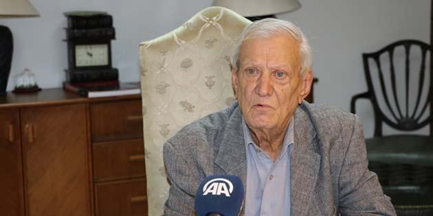 Gazeteciler KKTC'nin kuruluş sürecini anlattı