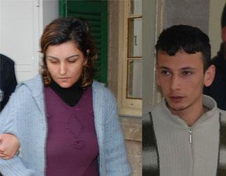 Kocasını PKK'ya öldürtmeyi planladı