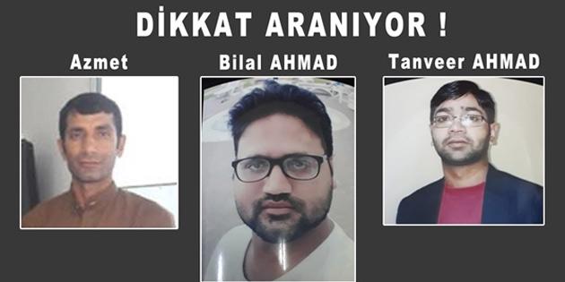 Polis Gökhan Naim cinayetiyle ilgili 3 kişiyi arıyor