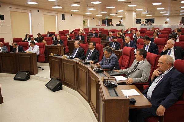 BTHK bütçe yasa tasarısı onaylandı