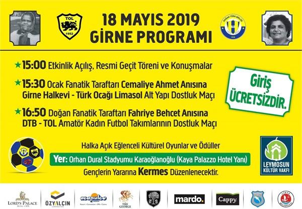 Leymosun Kültür Vakfı 18 Mayıs'ta yeni bir etkinlik düzenliyor