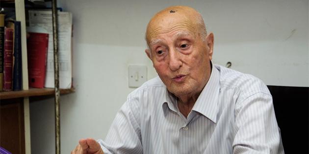61 yıllık doktor: Ali Niyazi Fikret