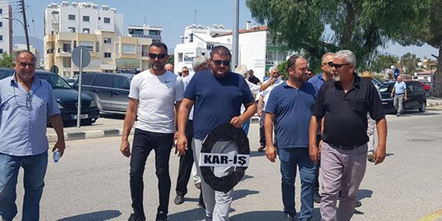 """""""TÜM TAŞIMACILIĞI DURDURURUZ"""""""