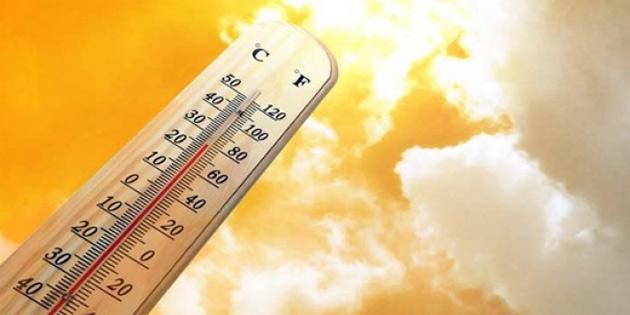 Hava Sıcaklığı 35 – 38 derece dolaylarında