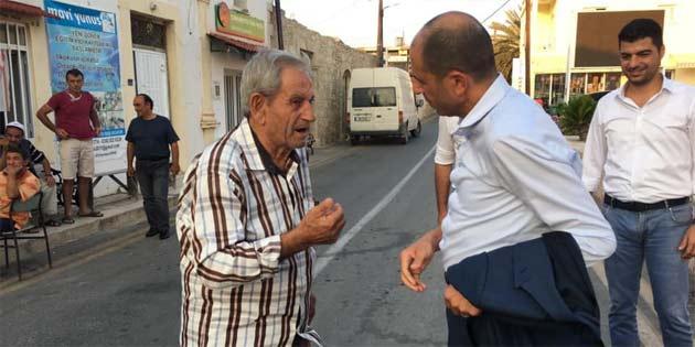 Halkın Partisi Esentepe'yi ziyaret etti