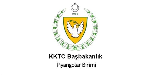 """""""Türkiye şans oyunları oynatılmaya başlandı"""""""