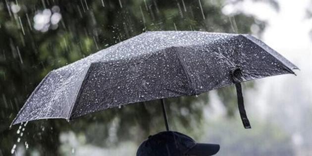 Yağışlı havanın yarın da yer yer etkili olması bekleniyor