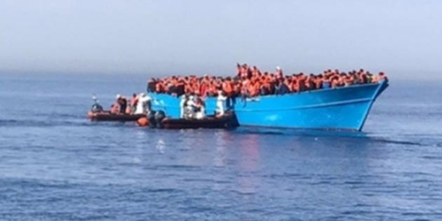 Tatlısu'da 9 kişi tutuklandı