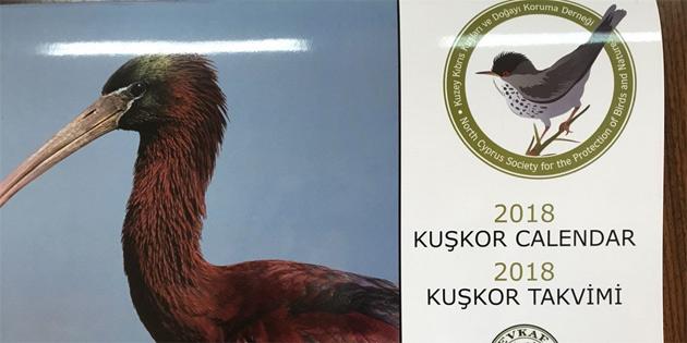 Kıbrıs Vakıflar İdaresi, Kıbrıs'ta yaşayan kuşların korunmasına destek verdi