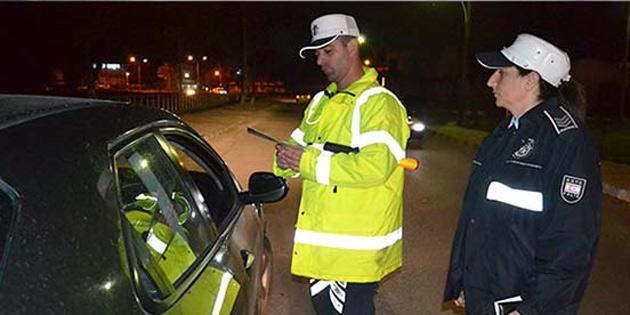 Haftalık trafik raporu; 1 ölü 11 yaralı