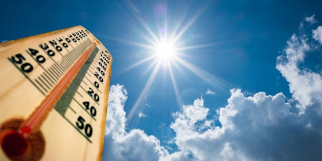 Sıcaklıklar yükseliyor, sıcaklık 35 - 37 derece dolaylarında seyredecek