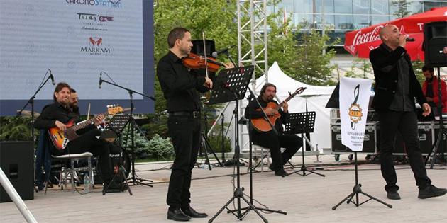 LBO, Ankara'da ülkeyi temsil etti