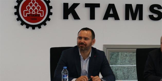 KTAMS, geçici kamu personeli için ILO temelinde iş güvencesi önerdi