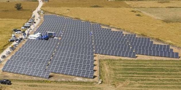 TURKCELL'in ilk güneş enerji santrali KKTC'de kuruldu
