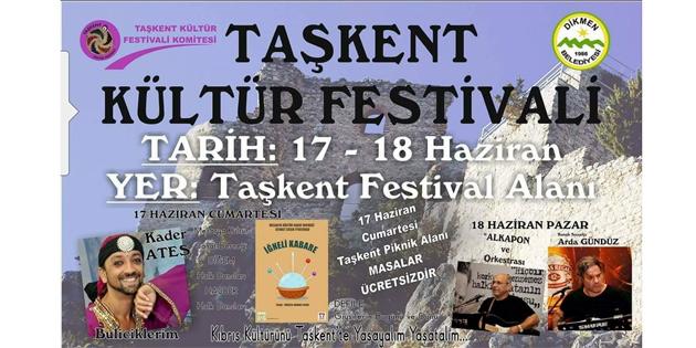 5. Taşkent Kültür Festivali başlıyor