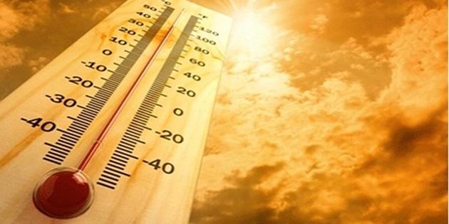 Hava sıcaklığı en yüksek 30-33 derece dolaylarında olacak