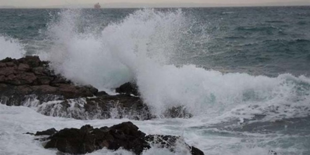 Meteoroloji Dairesi fırtınamsı rüzgâr uyarısında bulundu