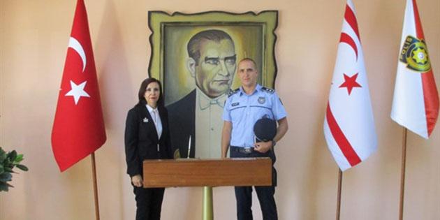 Ombudsman Dizdarlı, Polis Müdürlüğü Kadına Karşı Şiddete Müdahale Şubesi'ni ziyaret etti