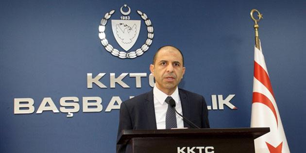 """Özersay :""""Bakanlar Kurulu, ailesi denizde boğulduğu için öksüz kalan Barış Katırcı'nın bakım ve eğitiminin devlet tarafından karşılanması kararı aldı"""""""