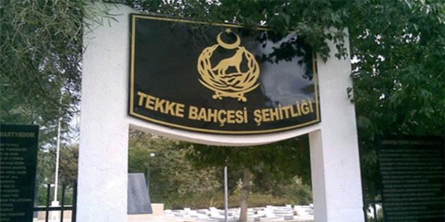 Kayıp Şehit Mavili, askeri törenle Tekke Bahçesi Şehitliğine defnedilecek