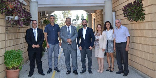 Çalışma Bakanı Sucuoğlu SOS Çocuk Köyü'nü ziyaret etti