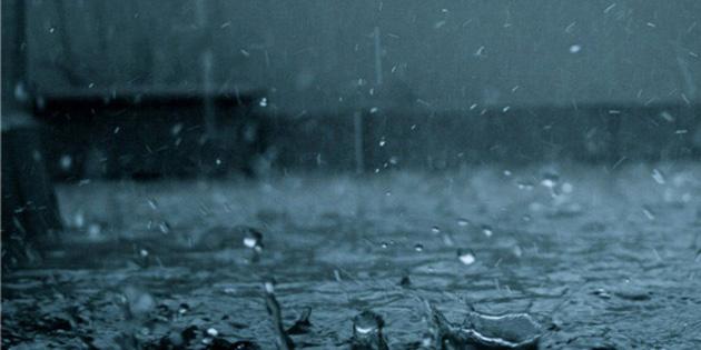 En çok yağmur Beylerbeyi'nde kaydedildi