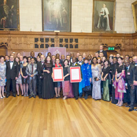 Günsel'e Birleşik Avrupa Ödülü