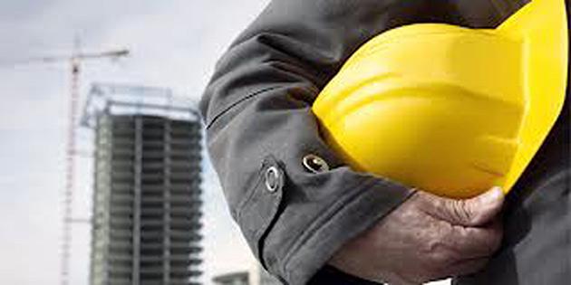 YDÜ inşaatında iş kazası…