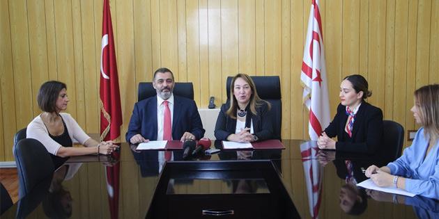 Sağlık Bakanlığı ile KKTC Telsim arasında işbirliği protokolü imzalandı
