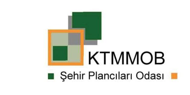 KTMMOB Şehir Plancıları Odası, İçişleri Bakanlığı ve Şehir Planlama Dairesi'ni dava etti