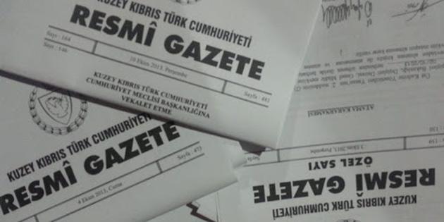 Kısmi sokağa çıkma yasağı Resmi Gazete'de yayımlandı